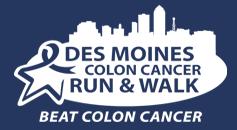 Des Moines Colon Cancer Run & Walk